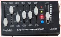 IBIZA LC12 DMX CONTROLLER