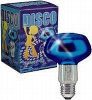 DISCO-PRO SPOT 60W-E27 BLAUW
