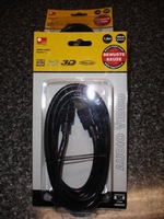 HDMI KABEL IMPULS 1.8M gold plated