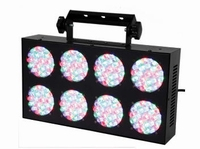 IBIZA LIGHT DMX RGB LED LICHTEFFECT 8-EYES