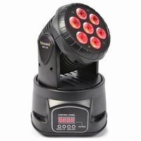 BEAM Z  MHL-74 WASH LED MOVINGHEAD