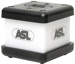ASL IS141 SOUND AND LIGHT BEACON VERHUUR