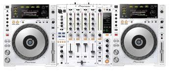 PIONEER DJ SET 850 W VERHUUR